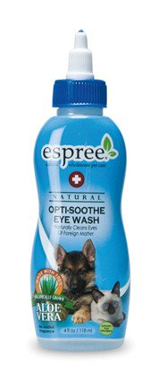 ESPREE Aloe optisoothe eye wash & clear rinse - 118 ml.