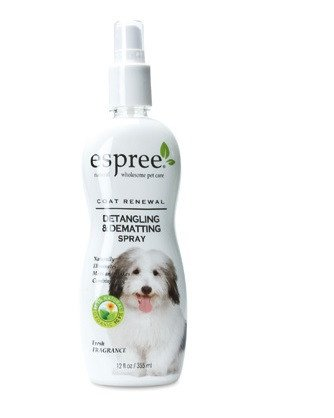 ESPREE Detangling & dematting spray (Voorheen Demat detangle) - 355 ml.