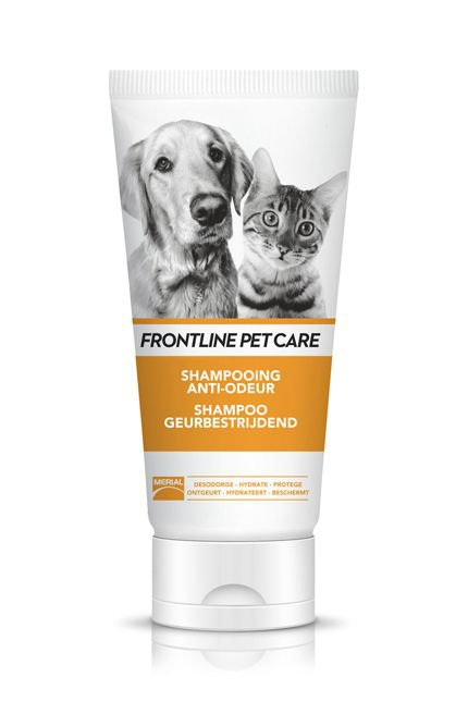 Frontline Pet care Shampoo Geurbestrijdend - 200 ml.