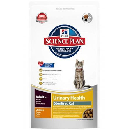 Hills Feline Adult Urinary Sterilised - 1,5 kg.