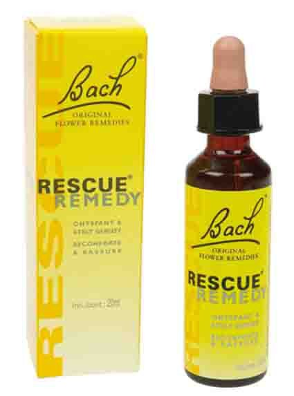 Bach Rescue Remedy - 20 ml.