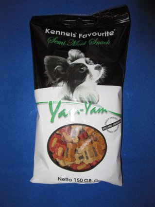 Kennels Favourite Yam-Yam Petite Trainer - 150 gr. (14 verp.)