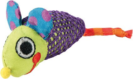 Petstages Catnip Chew Mouse