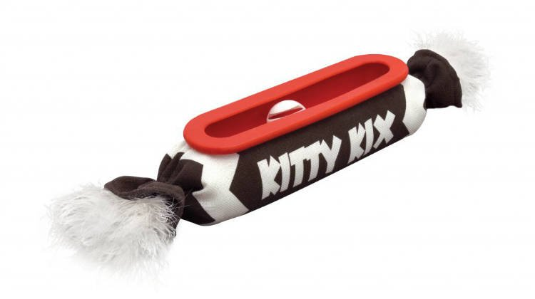 Petstages Kitty Roll Kicker Track