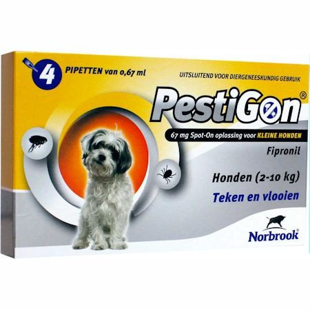 Pestigon Spot On Hond S 4 Pipet