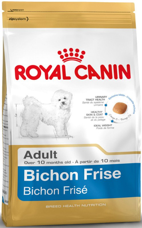 Royal Canin Bichon Frise Adult - 1,5 kg.