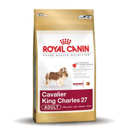 Royal Canin Cavelier King Charles 27 Adult - 3 kg.
