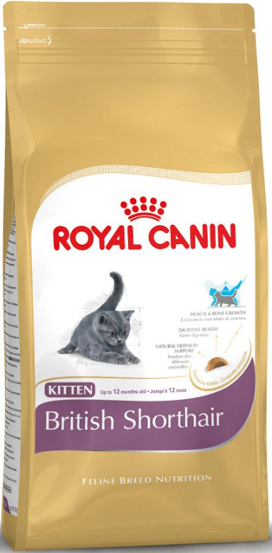 Royal Canin British Shorthair Kitten - 2 kg.