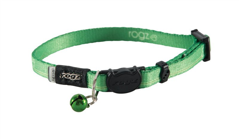Rogz KiddyCat Lime Paws - 8 mm | 16,5x23 cm