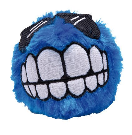 Rogz Grinz Fluffy Large Blue - 8 cm.