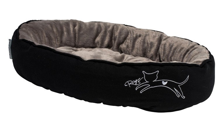 Rogz Snug Podz Medium Jumping Cat Catz - 56x39x13 cm.