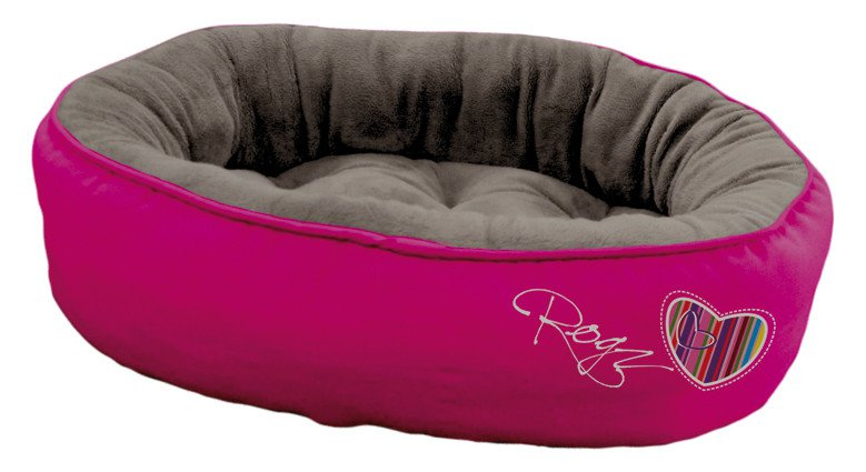 Rogz Snug Podz Medium Candy Stripes Catz - 56x39x13 cm.