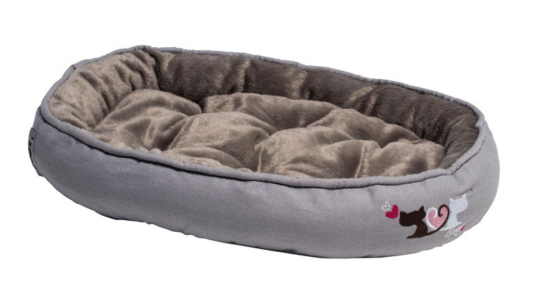 Rogz Snug Podz Small Heart Trails Catz - 40x32x8 cm.