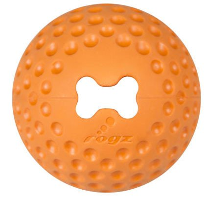 Rogz Gumz Large Orange