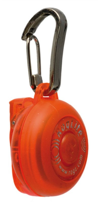 Rogz RogLite Lampje Orange - 31mm