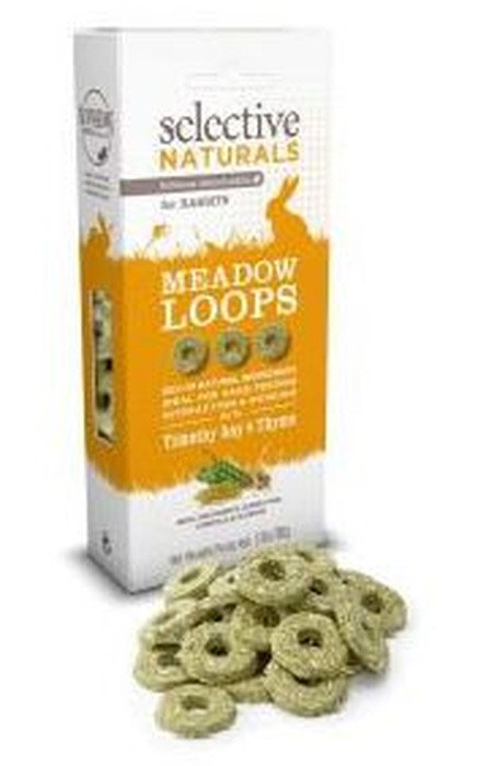 Selective Meadow Loops Rabbits - 4x80 gr.