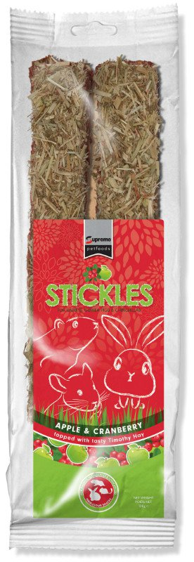 Supreme Apple & Cranberry Stickle - 100 gr. (8 verp.)