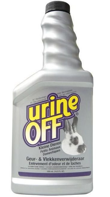Urine Off Smal Animale Formula Spray - 500 ml.