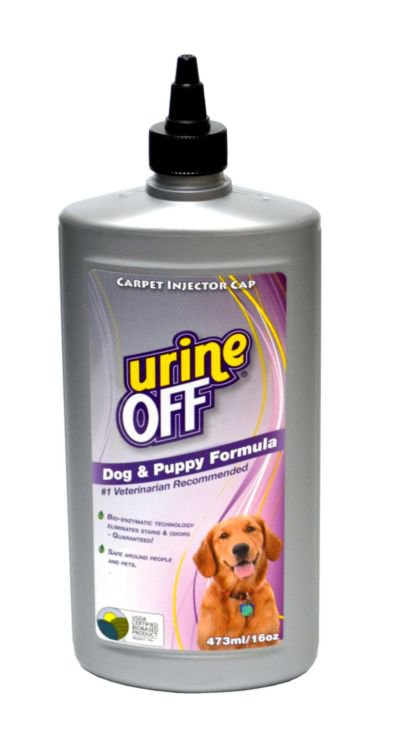 Urine Off Dog & Puppy Formula Injector - 473 ml