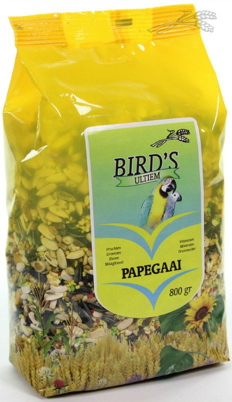 Birds Ultiem Papagaai - 800 gr.