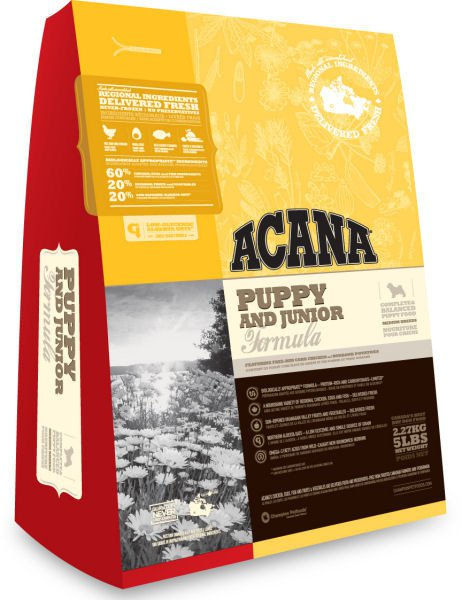 Acana Puppy & Junior - 6 kg.