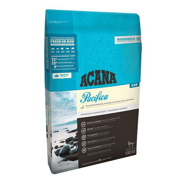 Acana Regionals Pacifica Cat - 5,4 kg.