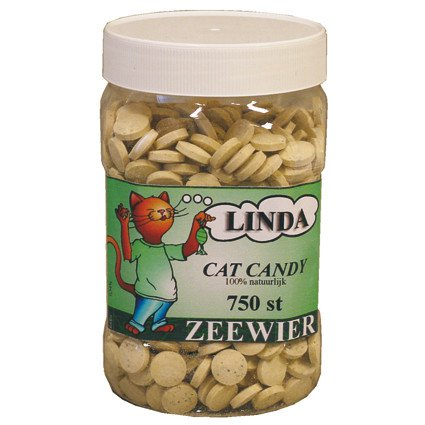 Linda Cat Candy Zeewier 750 st.