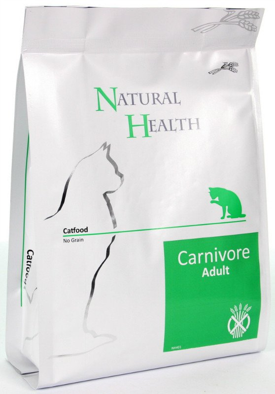 Natural Health Cat Carnivore - 400 gr.