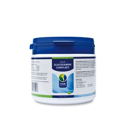 Puur Glucosamine compleet - 250 gr.