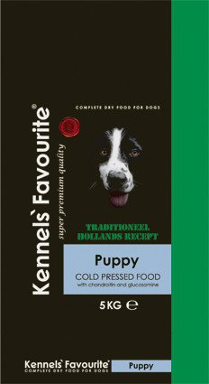 Kennels Favourite \'Cold-Pressed\' Puppy - 5 kg.
