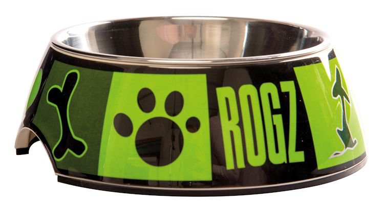 Rogz Bubble Bowlz Lime Juice - Large