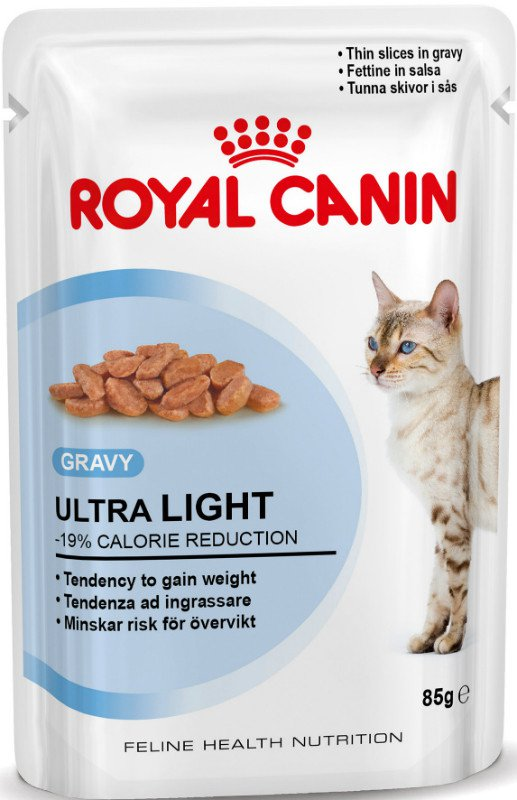 Royal Canin Pouch Ultra Light - 12x85 gr.