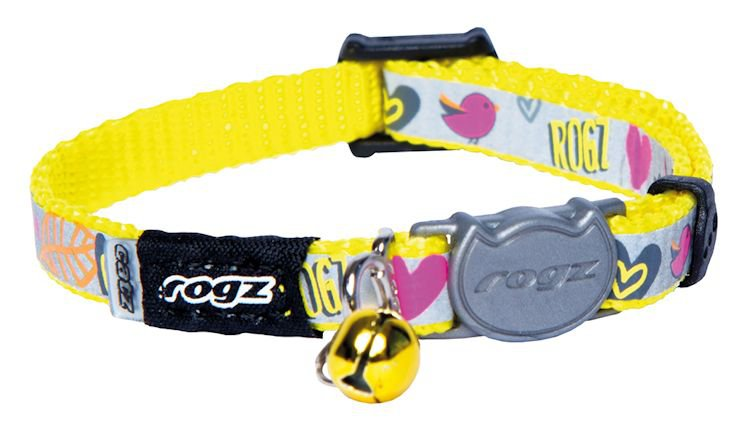 Rogz Reflectocat Dayglo Bird - 8 mm | 16,5x23 cm