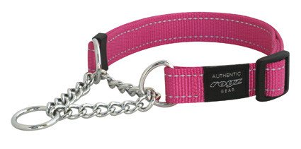 Rogz Lumberjack Obedience Pink XL - 25mm