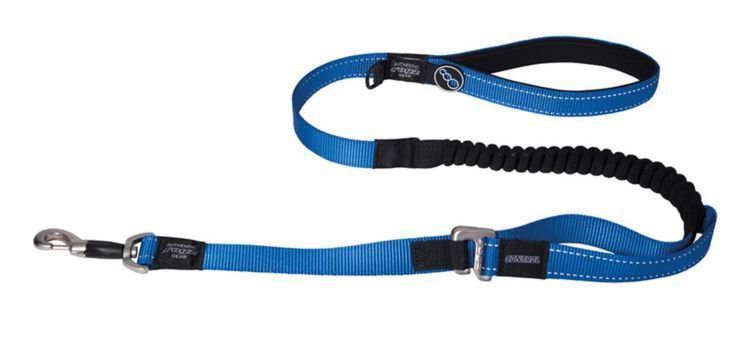 Rogz Lumberjack Control XL Lead Blue - 25 mm x 120 cm