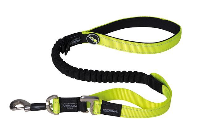 Rogz Lumberjack Control Lead Yellow - 25 mm x 80 cm