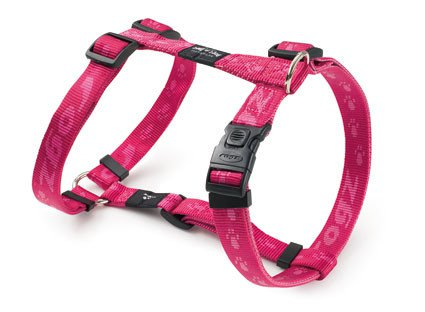 Rogz Everest Tuigje Pink XL - 25mm